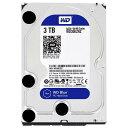 【送料無料】WESTERN デスクトップ用3.5インチ型ハードディスクドライブ(3TB) WD Blue WD30EZRZ-RT [WD30EZRZRTC]【NYOA】