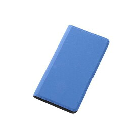 レイアウト カラフル・スリムレザーケース(合皮) Xperia A4 SO-04G用 ブルー RT-XA4CLC2/A [RTXA4CLC2A]