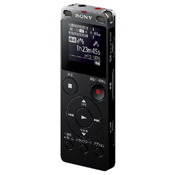 【送料無料】SONY ステレオICレコーダー(4GB) ブラック ICD-UX560FB [ICDUX560FB]【KK9N0D18P】【RNH】