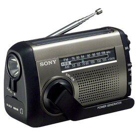 SONY FM/AMポータブルラジオ シルバー ICF-B99 S [ICFB99S]【RNH】