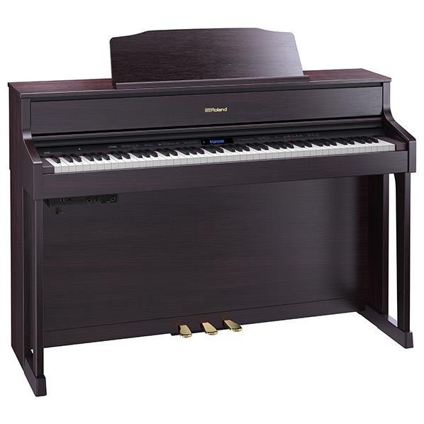 【送料無料】【標準設置が今なら1円!】ローランド 電子ピアノ クラシックローズウッド調仕上げ HP605-CRS [HP605CRS]【KK9N0D18P】