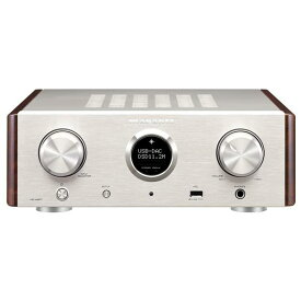 マランツ USB-DAC / プリメインアンプ シルバーゴールド HD-AMP1 [HDAMP1]【RNH】