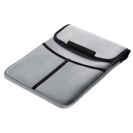 BUFFALO ネオプレンケース iPad Pro用 グレー BSIPD15LCNPSLGY [BSIPD15LCNPSLGY]