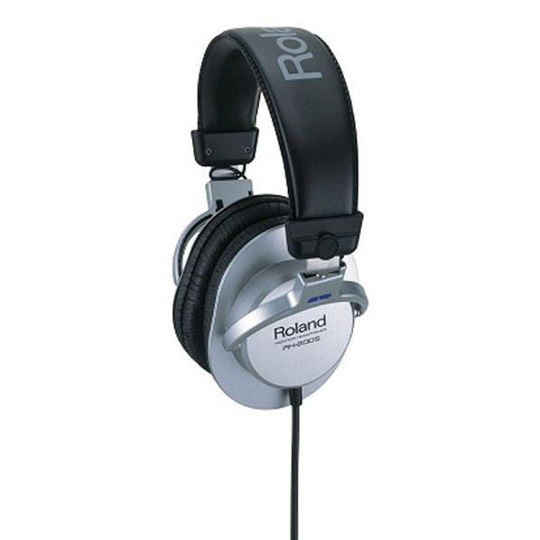 【送料無料】ローランド ヘッドフォン(ストレート・コードタイプ) RH-200S [RH200S]