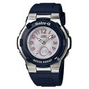 【送料無料】カシオ ソーラー電波腕時計 Baby-G BGA-1100-2BJF [BGA11002BJF]