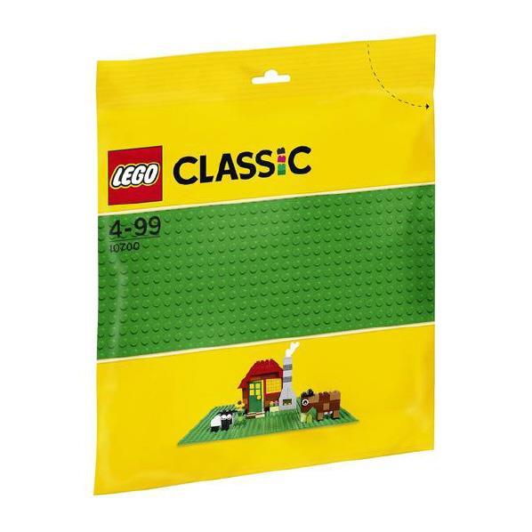 レゴジャパン LEGO クラシック 10700 基礎板(グリーン) 10700キソイタグリ-ン [10700キソイタグリ-ン]