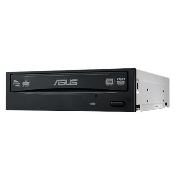 ASUSTEK 内蔵型DVDディスクドライブ ブラック DRW-24D5MT [DRW24D5MT]