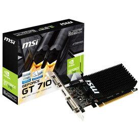 MSI GeForce GT 710 グラフィックスボード GT710 2GD3H LP [GT7102GD3HLP]