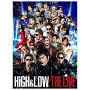 【送料無料】エイベックス HiGH & LOW THE LIVE(初回生産限定盤) 【DVD】 RZBD-86296/8 [RZBD86296]