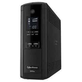 CyberPower 無停電電源装置(UPS)(1200VA / 720W) Backup CR CPJ1200 [CPJ1200]【SPPS】