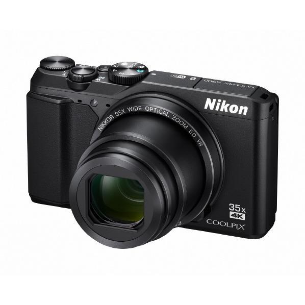 【送料無料】ニコン デジタルカメラ COOLPIX A900 ブラック COOLPIXA900BK [COOLPIXA900BK]【RNH】