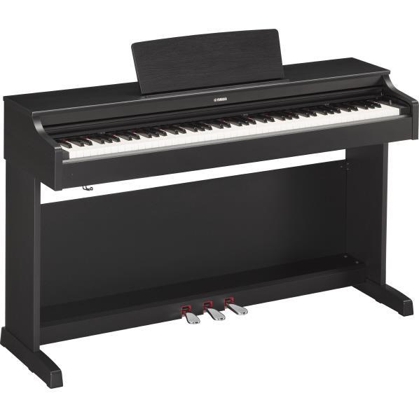 【送料無料】ヤマハ 電子ピアノ ARIUS ブラックウッド調仕上げ YDP-163B [YDP163B]