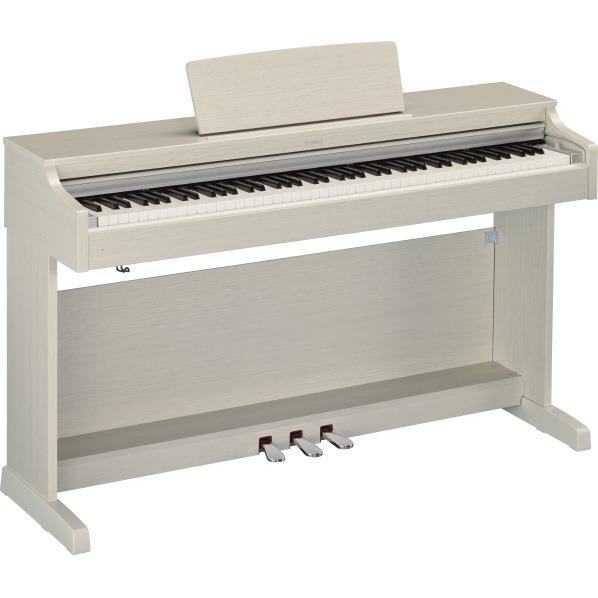 【送料無料】ヤマハ 電子ピアノ ARIUS ホワイトアッシュ調仕上げ YDP-163WA [YDP163WA]
