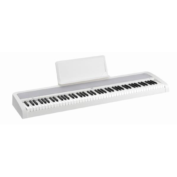 【送料無料】コルグ 電子ピアノ ホワイト B1-WH [B1WH]