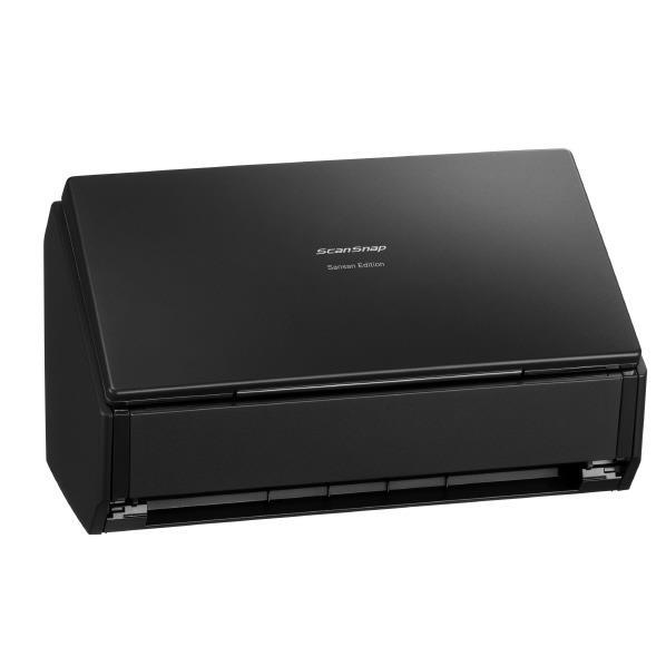 【送料無料】富士通 ScanSnap iX500 Sansan Edition 2年保証モデル ブラック FI-IX500SE-P [FIIX500SEP]【KK9N0D18P】