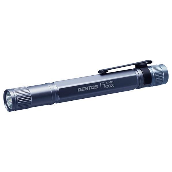 ジェントス LEDライト Floox ライトブルー LU-101 [LU101]