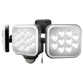 ムサシ LEDセンサーライト(12W×3灯) RITEX LED-AC3036 [LEDAC3036]