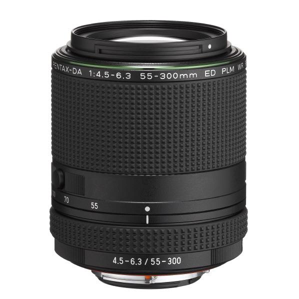 【送料無料】リコー 望遠レンズ HD PENTAX-DA 55-300mmF4.5-6.3ED PLM WR RE HD DA55-300MM ED PLMWRRE [HDDA55300MMEDPLMWRRE]