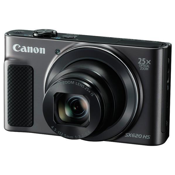 【送料無料】キヤノン デジタルカメラ PowerShot ブラック PSSX620HSBK [PSSX620HSBK]【RNH】