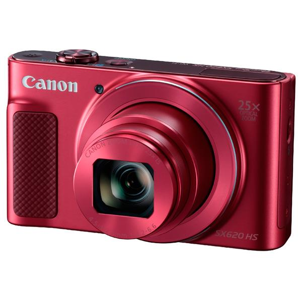 【送料無料】キヤノン デジタルカメラ PowerShot レッド PSSX620HSRE [PSSX620HSRE]【RNH】