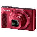 【送料無料】キヤノン デジタルカメラ PowerShot レッド PSSX620HSRE [PSSX620HSRE]