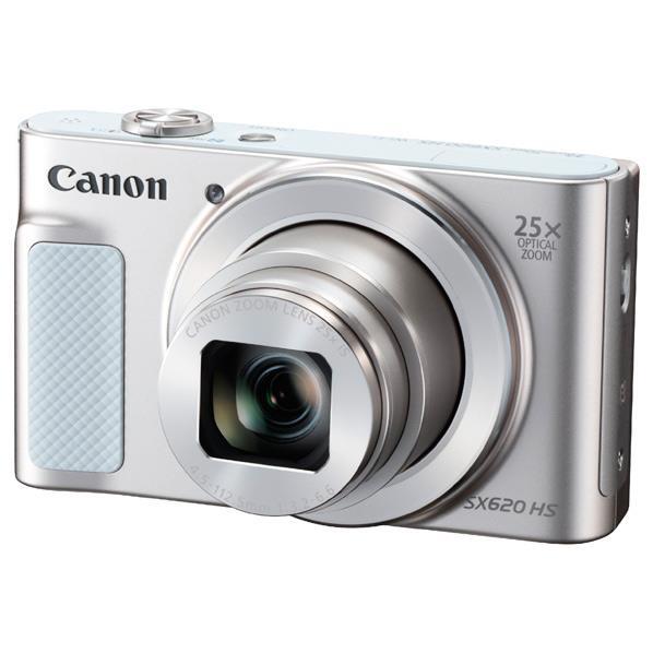 【送料無料】キヤノン デジタルカメラ PowerShot ホワイト PSSX620HSWH [PSSX620HSWH]【RNH】