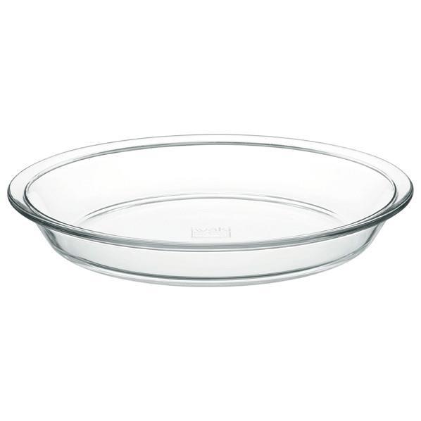 AGCテクノグラス パイ皿(L) タイネツパイザラLKBT209L [タイネツパイザラLKBT209L]