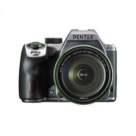 PENTAX デジタル一眼レフカメラ・18-135WR キット K-70 シルキーシルバー K-70シルキ-シルバ18-135WRキツト [K70シルキ-シルバ18135WRキツト]【RNH】