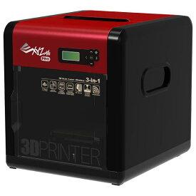 XYZプリンティングジャパン 3Dプリンター ダヴィンチ 1.0 Pro 3in1 ワインレッド 3F1ASXJP00F [3F1ASXJP00F]