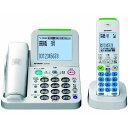【送料無料】シャープ デジタルコードレス電話機(子機1台タイプ) ホワイト系 JDAT85CL [JDAT85CL]【KK9N0D18P】【RNH】
