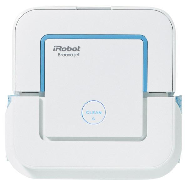 iRobot 床拭きロボット ブラーバ ジェット240 ホワイト B240060 [B240060]【RNH】