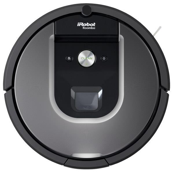 iRobot ロボットクリーナー ルンバ960 メッドシルバー R960060 [R960060]【RNH】