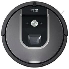iRobot ロボットクリーナー ルンバ960 メッドシルバー R960060 [R960060]【RNH】【SPMS】