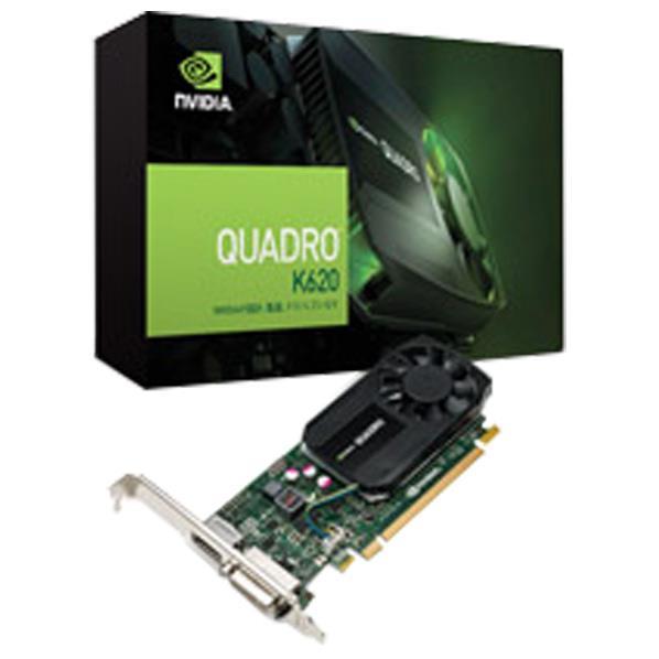 【送料無料】ELSA グラフィックスボード NVIDIA Quadro K620 EQK620-2GER [EQK6202GER]