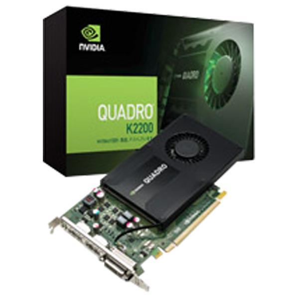 【送料無料】ELSA グラフィックスボード NVIDIA Quadro K2200 EQK2200-4GER [EQK22004GER]