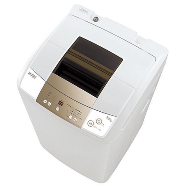 【送料無料】ハイアール 7.0kg全自動洗濯機 Haier Live Series ホワイト JW-K70M-W [JWK70MW]【RNH】