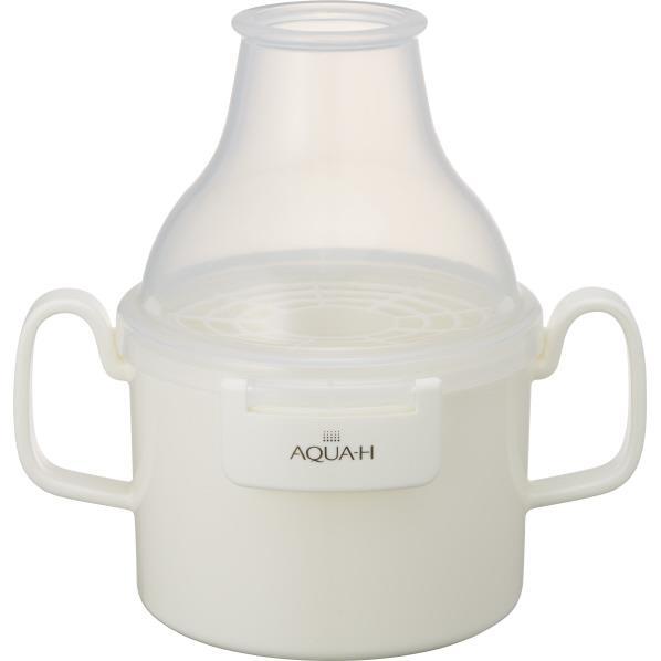 【送料無料】ドウシシャ お風呂用水素生成器 AQUA-H ホワイト AHHF1601WH [AHHF1601WH]【RNH】