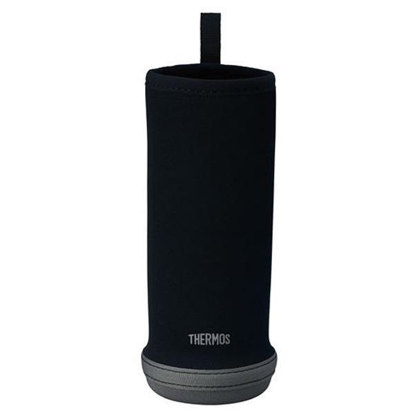 サーモス マイボトルカバー(JNL 0.5L専用) ブラック APD-500BK [APD500BK]