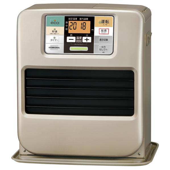 【送料無料】コロナ 石油ファンヒーター シャンパンゴールド FH-SR3316Y(N) [FHSR3316YN]