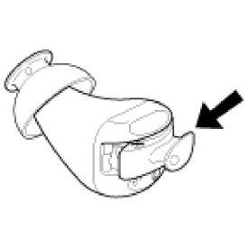 オムロン 電池ホルダー(3個入り) AK10BAHO [AK10BAHO]
