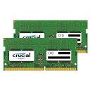 【送料無料】CFD DDR4-2400対応 ノートPC用メモリ 260pin SO-DIMM(16GB×2枚組) CFD Selection Crucial b...