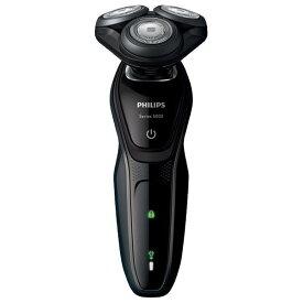 フィリップス 3枚刃シェーバー Shaver series 5000 ブラック S5076/06 [S507606]【SITA】【RNH】【JMPN】