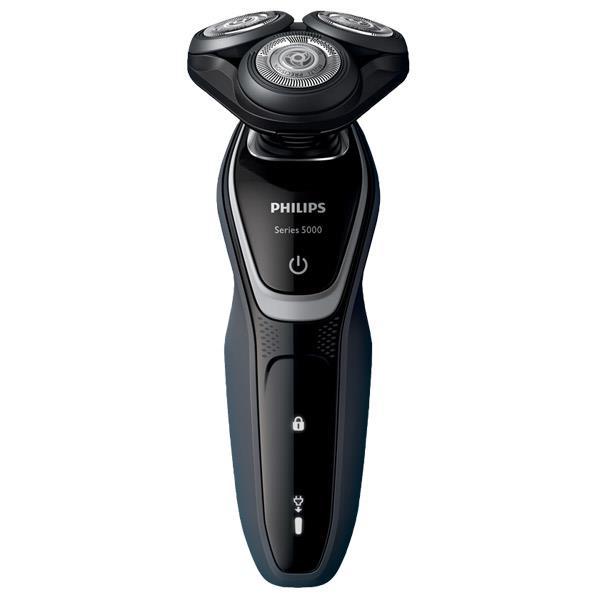【送料無料】フィリップス 3枚刃シェーバー Shaver series 5000 ブラック/ホワイト S5213/12 [S521312]【SITA】【RNH】