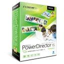 【送料無料】サイバーリンク PowerDirector 15 Standard 通常版 POWERDIRECTOR15STツウWD [POWERDIRECTOR...