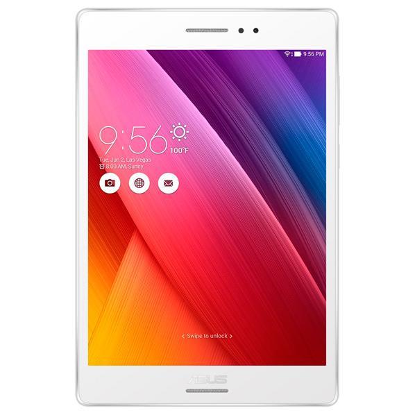 【送料無料】ASUS タブレット ZenPad S 8.0 ホワイト Z580CA-WH32S4 [Z580CAWH32S4]【RNH】