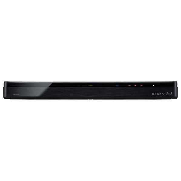 【送料無料】東芝 1TB HDD内蔵ブルーレイレコーダー【3D対応】 REGZA ブラック DBRW1007 [DBRW1007]【KK9N0D18P】【RNH】