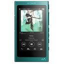 【送料無料】SONY デジタルオーディオプレーヤー(16GB) ウォークマン Aシリーズ ビリジアンブルー NW-A35 L [NWA35L]