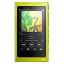 【送料無料】SONY デジタルオーディオプレーヤー(16GB) ウォークマン Aシリーズ ライムイエロー NW-A35 Y [NWA35Y]