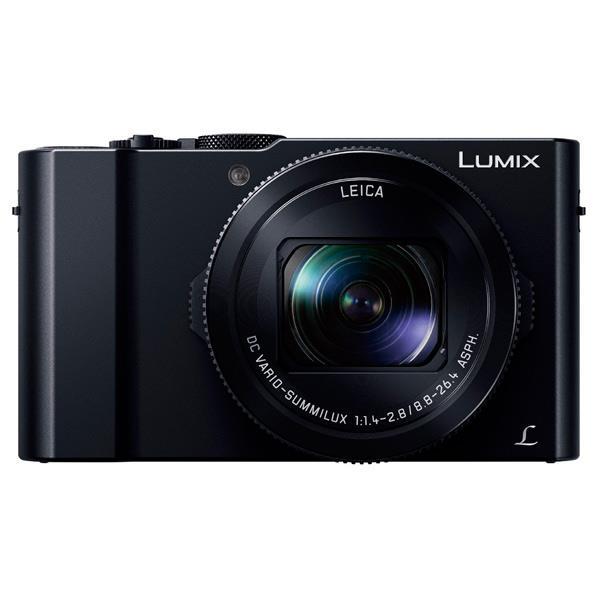 パナソニック デジタルカメラ LUMIX ブラック DMC-LX9-K [DMCLX9K]【RNH】