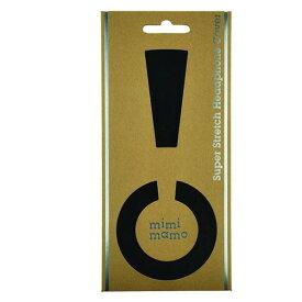 mimimamo スーパーストレッチヘッドホンカバー Lサイズ ブラック MHC-002-BK [MHC002BK]